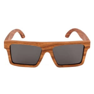 Holzkitz Holzbrille Sonnenbrille Holz Glatthorn2 Front