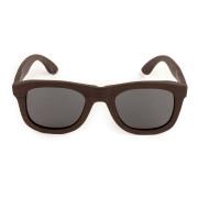 Holzkitz Holzbrille Sonnenbrille Holz Grossglockner1 Front