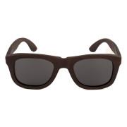 Holzkitz Holzbrille Sonnenbrille Holz Grossglockner3 Front