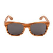 Holzkitz Holzbrille Sonnenbrille Holz Hochkoenig Front