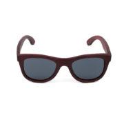 Holzkitz Sonnenbrille Aus Holz Holzbrille Zuckerh  Tl2 Front
