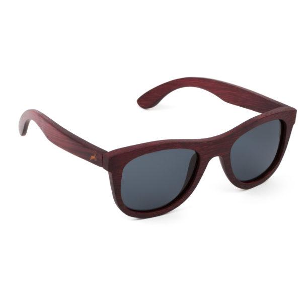 Holzkitz Sonnenbrille Aus Holz Holzbrille Zuckerh  Tl2 Side