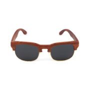 Holzkitz Sonnenbrille Aus Holz Reisalpe Front